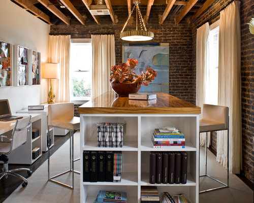 home office idea in new orleans save photo kenneth brown design