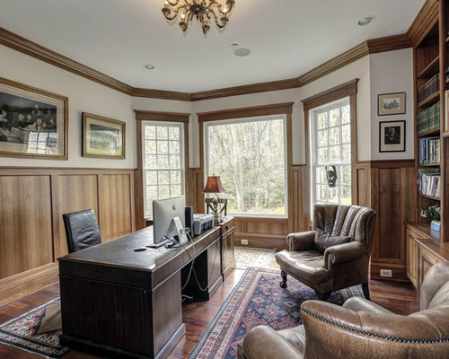 Wood Wainscoting Home Design Ideas Pictures Remodel And Decor