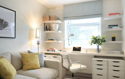 Clever Storage for That All-Important Spare Room