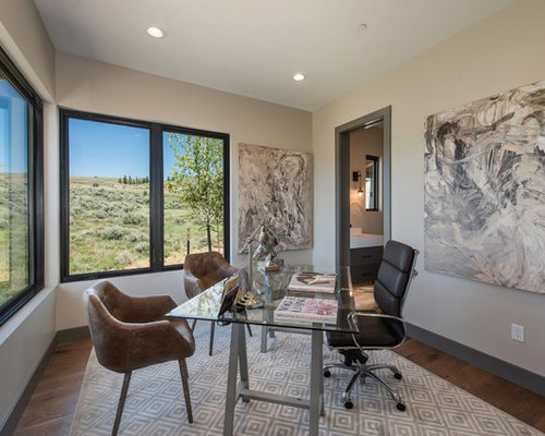 50 Best Rustic Home Office Ideas Houzz