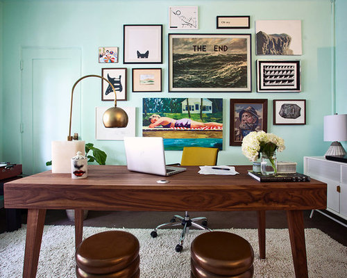 Houzz | Modern Office Desk Design Ideas & Remodel Pictures