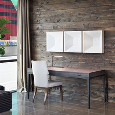 Modern Home Office by Holly Hunt