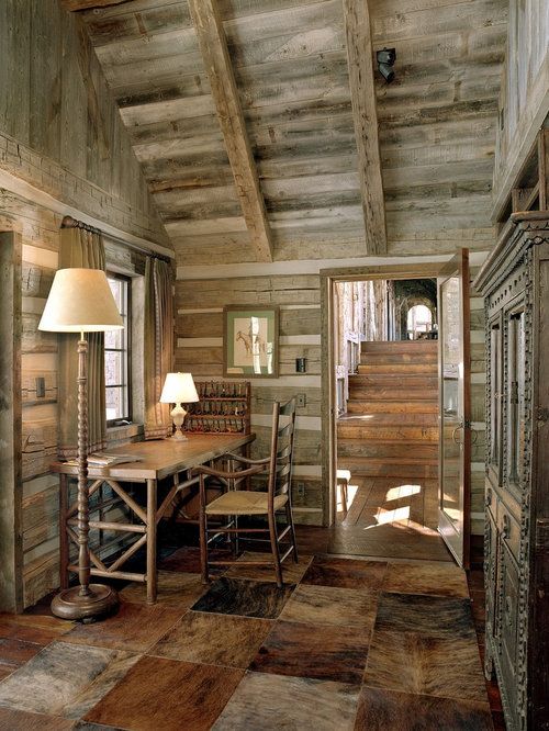 Small Rustic Cabin | Houzz