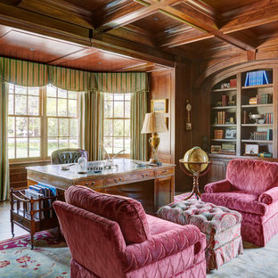 75 most popular traditional home office design ideas for 2018