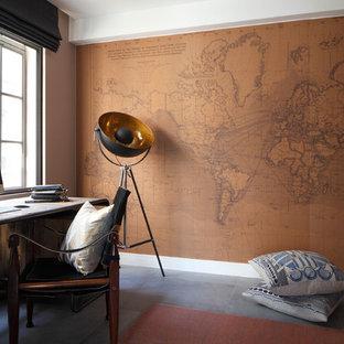 Luxury Loft Apartment Study