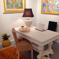 Traditional Home Office by Luxus Italy LLC