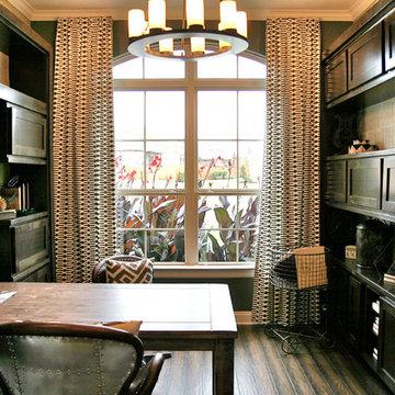M/I Homes of Austin: Caballo Ranch - Brenham Model