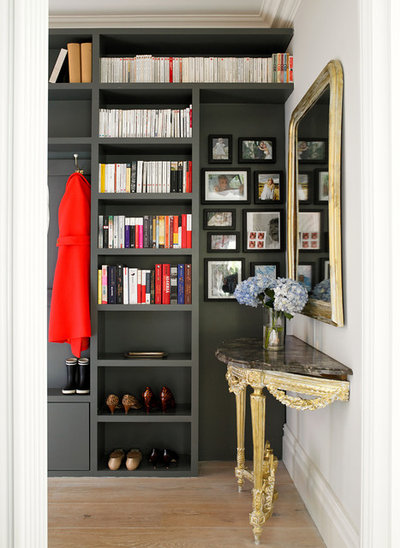 Home Office & Library by Conley&Co