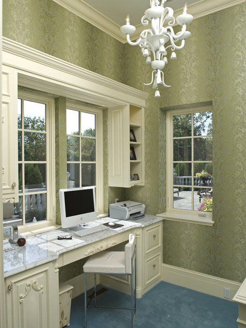 Magnificent Personal Office Design Ideas Remodel Pictures Houzz Largest Home Design Picture Inspirations Pitcheantrous