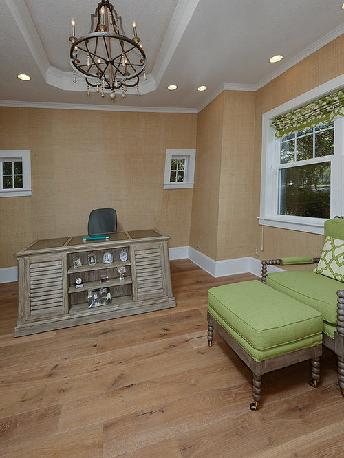 Beach style orlando home office design ideas remodels for Coastal home office