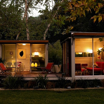 Malibu Guest Room & Home Office