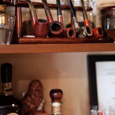 Eclectic Home Office by Joe Schmelzer, Inc. dba Treasurbite Studio, Inc.