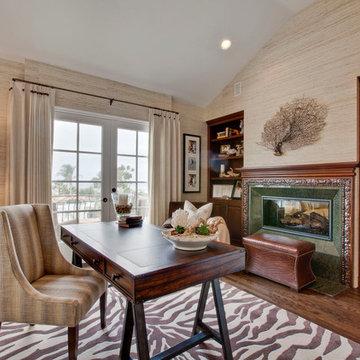 Manhattan Beach Hill Section - Interior Design