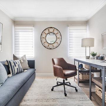 Manhattan Beach House - Furniture & Design