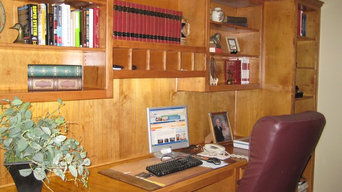 Maple home office