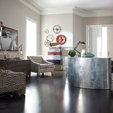 Contemporary Home Office by Marco Polo Imports