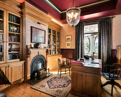 Traditional Home Office Design Ideas Renovations Photos