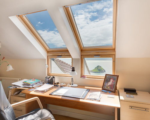 Attic Skylight Ideas Pictures Remodel And Decor