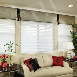 Asian window treatments home design photos decor ideas for Asian window coverings