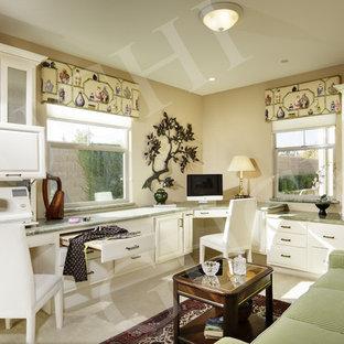 Создайте стильный интерьер: кабинет в восточном стиле - последний тренд