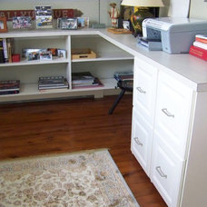 Traditional Home Office by MVClosets.com Expert Closets