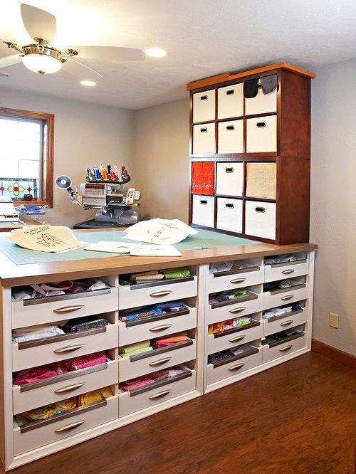 Large Craft Room Design Ideas Remodels Amp Photos