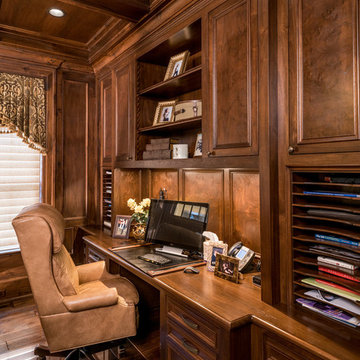 Master Suite and Study
