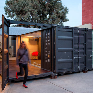 ME:OU Shipping Container Office