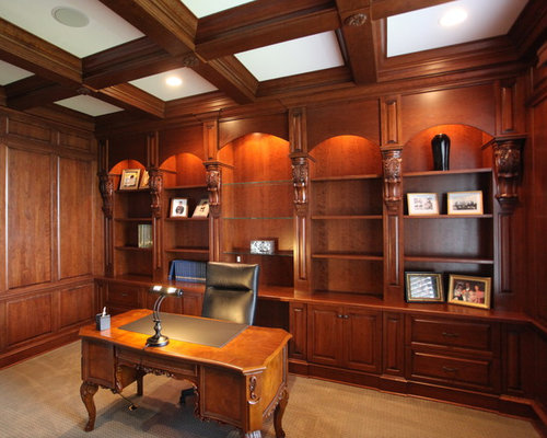 Cherry Wood Paneling Ideas Pictures Remodel And Decor