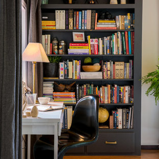 75 Most Popular Midcentury Modern Home Office Design Ideas For 2018    Stylish Midcentury Modern Home Office Remodeling Pictures | Houzz