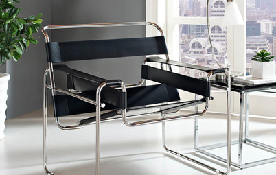 Must-Know Chair: The Wassily Chair (aka The Model B3)