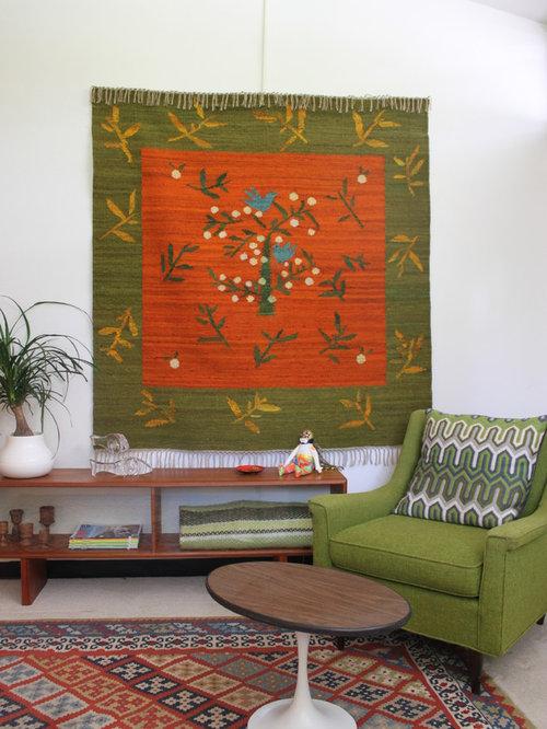 hanging rug houzz. Black Bedroom Furniture Sets. Home Design Ideas