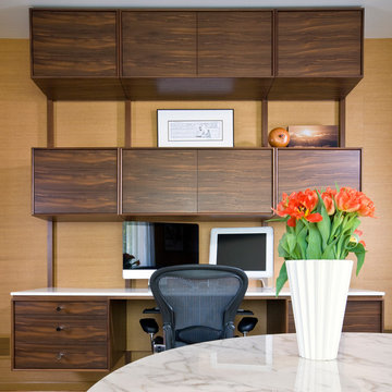 Midcentury Home Office