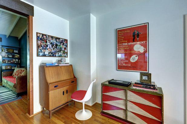 Midcentury Home Office Midcentury Home Office