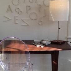 Modern Home Office by studio m  |  design