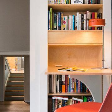Midcentury Modern Offices