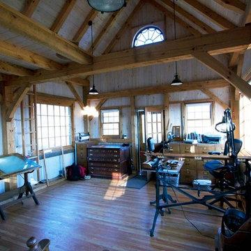 Middlefield Cabin