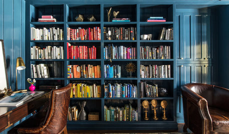 10 Stylish Shelving Ideas in Home Offices Popular in Summer 2018