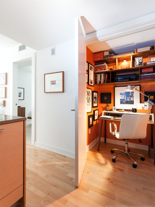 Astonishing Hidden Office Design Ideas Remodel Pictures Houzz Largest Home Design Picture Inspirations Pitcheantrous
