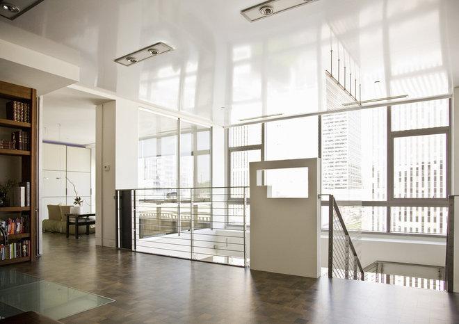Contemporary Home Office by MusaDesign Interior Design