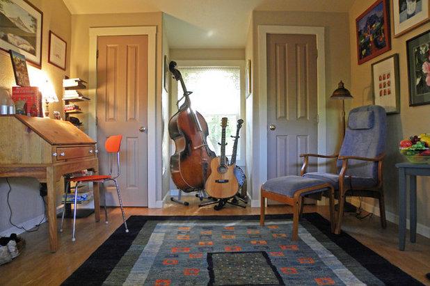 Farmhouse Home Office by Sarah Greenman