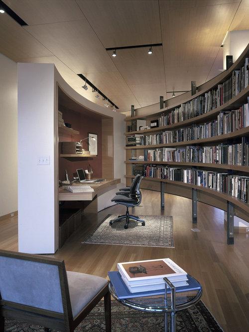 Stylish Study Room: Bookshelf Designs