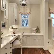 Traditional Home Office by Stonewood, LLC