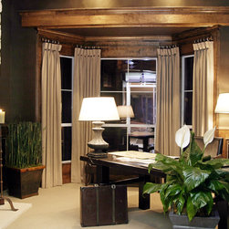 Window Treatments Home Office Design Ideas Pictures