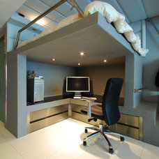 Modern Home Office by Original Source
