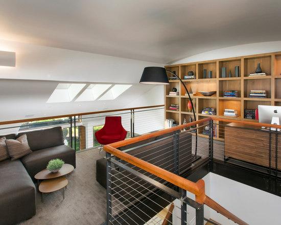 Loft Office Space Houzz