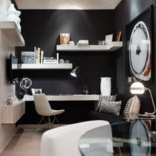 Modern Home Office by Ceremony