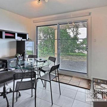 Modern Duplex Builder, Cutsom Home Design by Drummond House Plans
