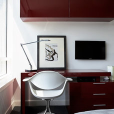Modern Home Office by Mia Rao Design