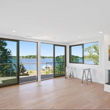 Modern Home in Sag Harbor